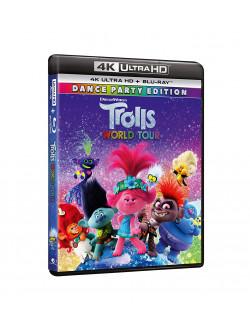 Trolls World Tour (Blu-Ray Uhd+Blu-Ray)