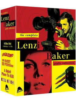 Lenzi / Baker Complete Giallo Collection (4 Blu-Ray+2 Cd) [Edizione: Stati Uniti] [ITA]
