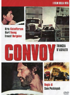 Convoy - Trincea D'Asfalto (SE) (Dvd+Booklet)