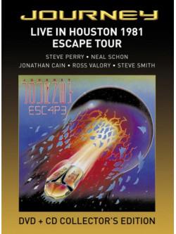 Journey - Live In Houston 1981 - Escape Tour (2 Dvd) [Edizione: Giappone]