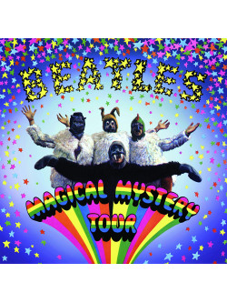Beatles, The - Magical Mystery Tour (4 Blu-Ray) [Edizione: Giappone]
