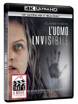Uomo Invisibile (L') (Blu-Ray Uhd+Blu-Ray)