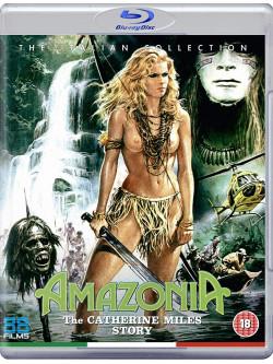 Amazonia: The Catherine Miles Story [Edizione: Regno Unito]
