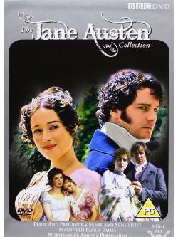 Jane Austen Collection Box Set [Edizione: Regno Unito]