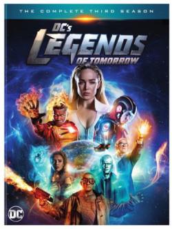 Dc'S Legends Of Tomorrow: Comp Third Season (4 Dvd) [Edizione: Stati Uniti]