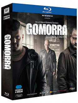 Gomorra - Stagione 02 (4 Blu-Ray)