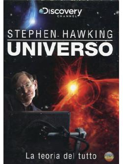 Stephen Hawking - Universo - La Teoria Del Tutto (Dvd+Booklet)