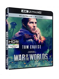 Guerra Dei Mondi (La) (Blu-Ray 4K Ultra HD+Blu-Ray)