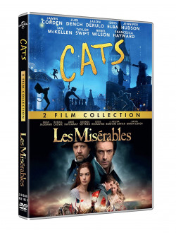 Cats (2019) / Les Miserables (2 Dvd)