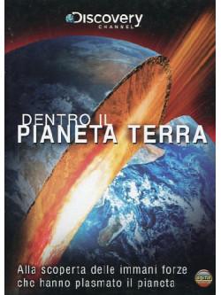 Dentro Il Pianeta Terra (Dvd+Booklet)