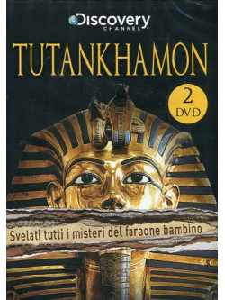 Tutankhamon (2 Dvd+Booklet)