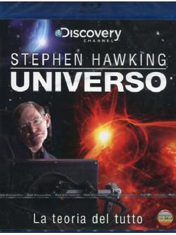 Stephen Hawking - Universo - La Teoria Del Tutto (Blu-Ray+Booklet)