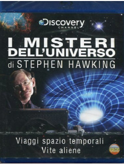 Stephen Hawking - Misteri Dell'Universo (I) (Blu-Ray+Booklet)