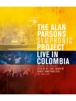 Alan Parsons Symphonic - Live In Colombia