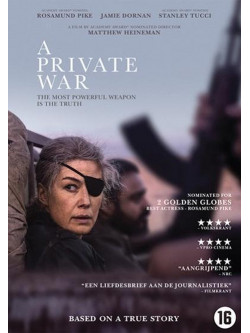 A Private War [Edizione: Paesi Bassi]