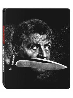 Rambo: Last Blood (Steelbook) (Blu-Ray 4K Ultra HD+Blu-Ray)