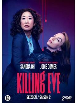 Killing Eve - Season 2 (2 Dvd) [Edizione: Paesi Bassi]