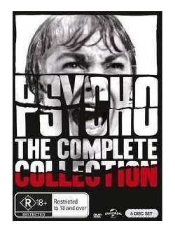 Psycho -Remast- (2 Dvd) [Edizione: Paesi Bassi]