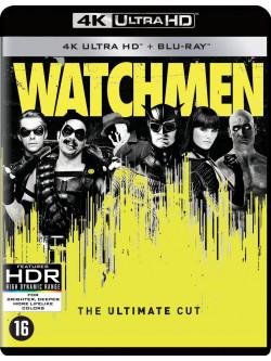 Watchmen -4K/Dir. Cut- (2 Dvd) [Edizione: Paesi Bassi]