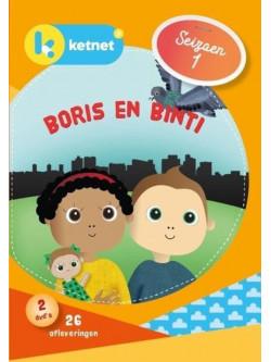 Boris En Binti Seizoen 1 (2 Dvd) [Edizione: Paesi Bassi]
