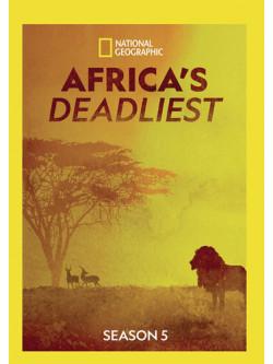 Africa'S Deadliest: Season 5 [Edizione: Stati Uniti]