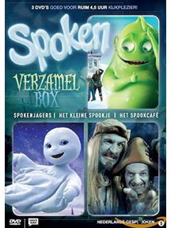 Movie - Spokenbox (3 Dvd) [Edizione: Paesi Bassi]