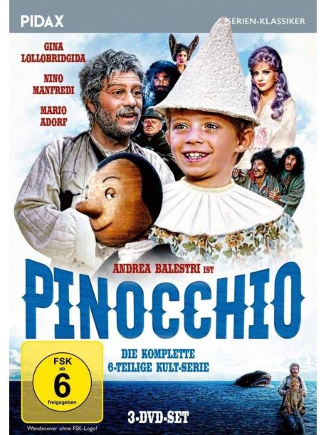 Pinocchio (3 Dvd) [Edizione: Germania] [ITA]