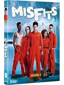 Misfits Saison 3 (3 Dvd) [Edizione: Francia]