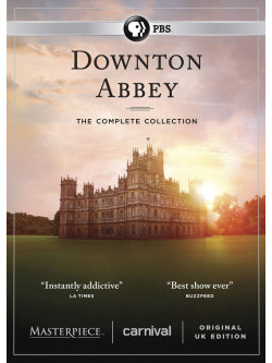 Downton Abbey - Complete Collection (22 Dvd) [Edizione: Stati Uniti]