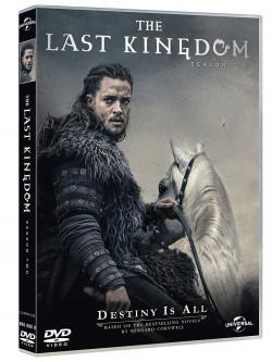 Last Kingdom (The) - Stagione 02 (3 Dvd)