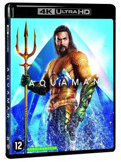 Aquaman -4K- [Edizione: Paesi Bassi]