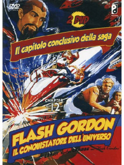 Flash Gordon - I Conquistatori Dell'Universo (CE) (2 Dvd)