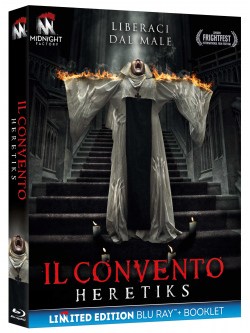 Convento (Il) - Heretiks (Blu-Ray+Booklet)