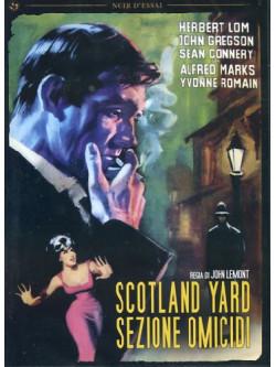 Scotland Yard Sezione Omicidi