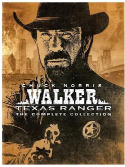 Walker Texas Ranger: Complete Collection (52 Dvd) [Edizione: Stati Uniti]