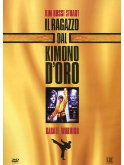 Ragazzo Dal Kimono D'Oro (Il)