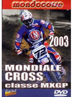 Mondiale Cross 2003 Classe Mxgp