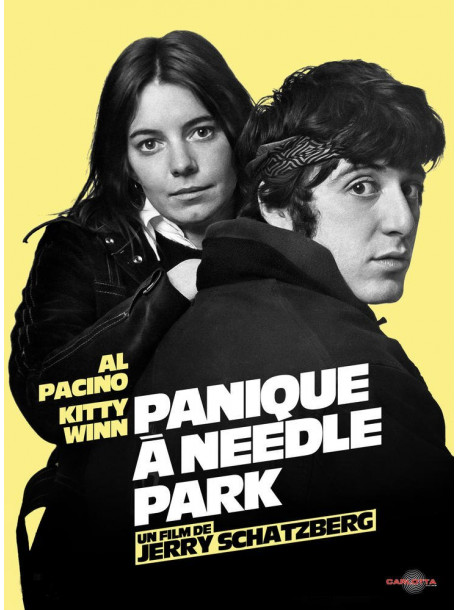 Panique A Needle Park [Edizione: Francia]