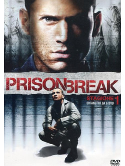 Prison Break - Stagione 01 (6 Dvd)