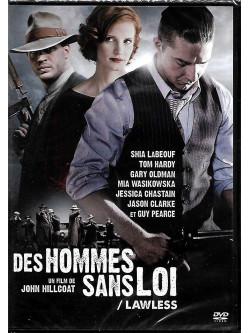 Des Hommes Sans Loi [Edizione: Belgio]