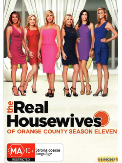 The Real Housewives Of Orange County : Season 11 (6 Dvd) [Edizione: Australia]