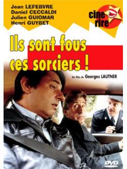 Ils Sont Fous Ces Sorciers [Edizione: Francia]