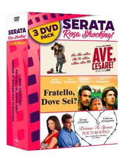 Ave, Cesare! / Fratello Dove Sei? / Prima Ti Sposo Poi Ti Rovino (3 Dvd)