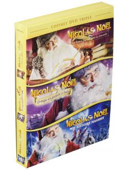 Nicolas Noel - Mon Histoire Magique La Magie De La Poussiere (3 Dvd) [Edizione: Stati Uniti]