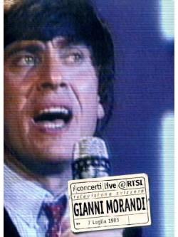Gianni Morandi - Live @ Rtsi