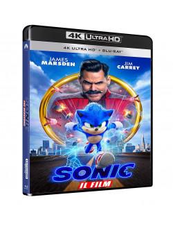Sonic - Il Film (Blu-Ray 4K Ultra HD+Blu-Ray)