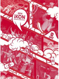 Ikon - 2016 Ikon Season'S Greetings Dvd [Edizione: Giappone]