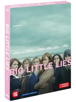 Big Little Lies - S2 (2 Dvd) [Edizione: Paesi Bassi]