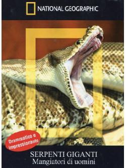 Serpenti Giganti - Mangiatori Di Uomini (Dvd+Booklet)