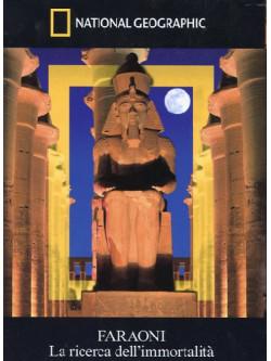 Faraoni - La Ricerca Dell'Immortalita' (Dvd+Booklet)